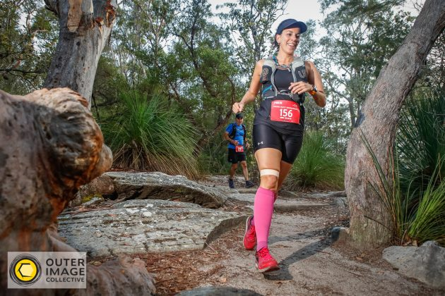 Jabulani trail run, Ku-ring-gai Chase National Park, Maximum Adventure, 2018
